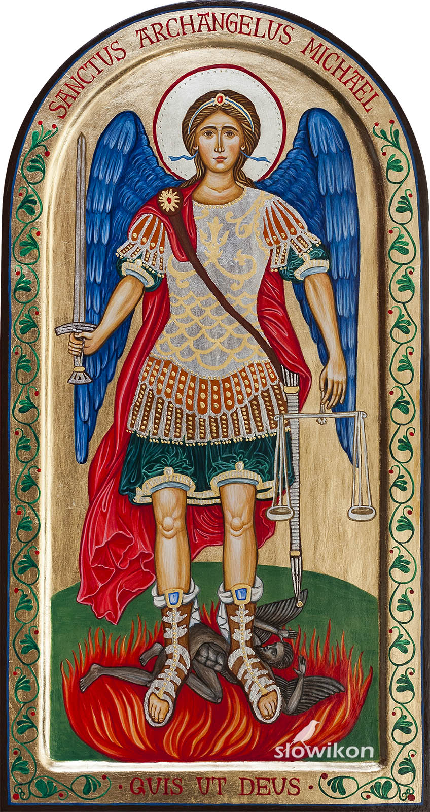 Archanioł Michał - Quist Ut Deus