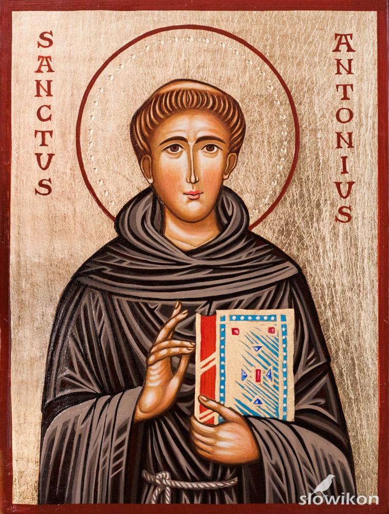 Ikona Świętego Antoniego