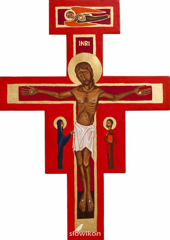 Ikona Krzyż Taize