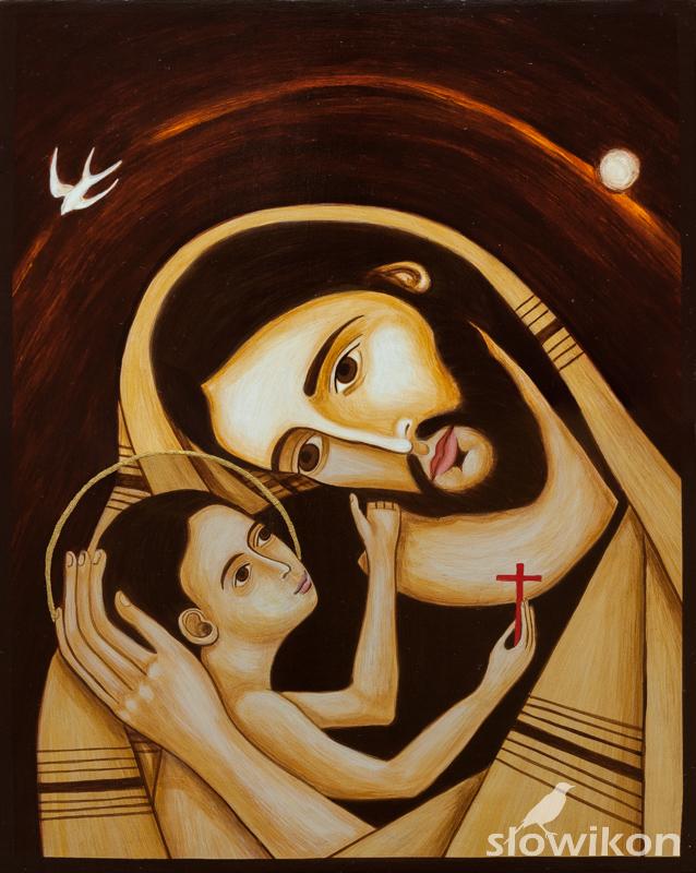 Ikona Święty Józef