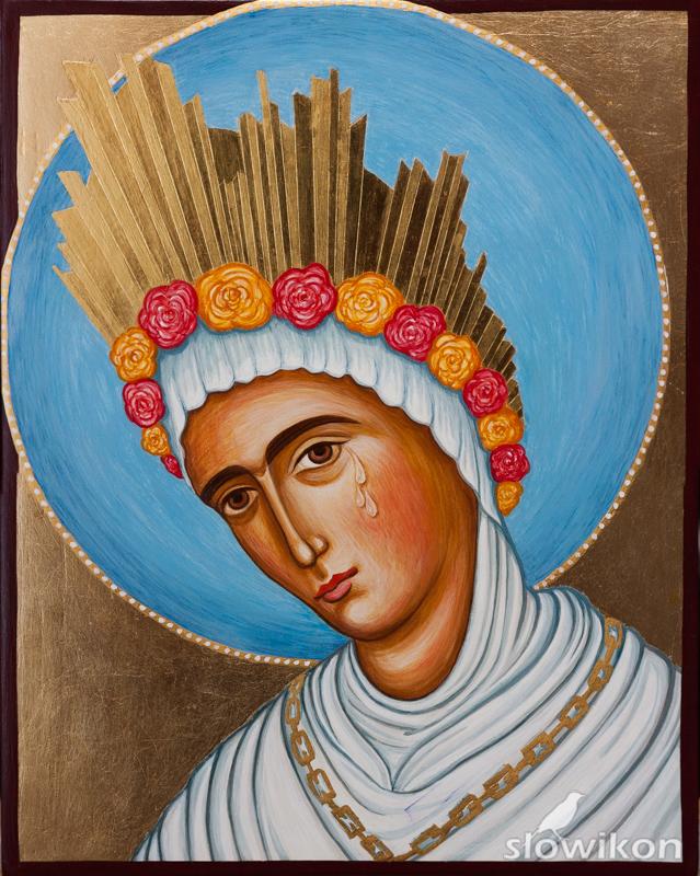 Ikona Matka Boża z La Salette